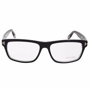 f021e2b4d76 Tom Ford Eyeglasses Men TF 5320 Black 005 Tf5320 56mm for sale ...