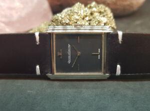 Vintage-Jaeger-LeCoultre-Schwarz-Dial-Manual-Wind-Ladies-Watch