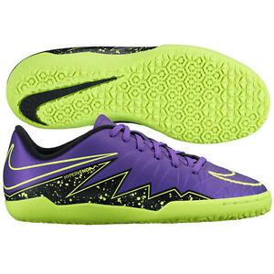 7bfd0ba84de Nike HyperVenom Phelon II Indoor Soccer Shoes 2015 Electro Purple ...