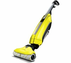 finest selection ac7c3 fccc0 Image is loading KARCHER-FC5-Hard-Floor-Cleaner-Yellow-Currys