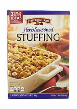 Pepperidge Farm Herb-Seasoned Stuffing 3 - 16 Ounce Bags Free Shipping