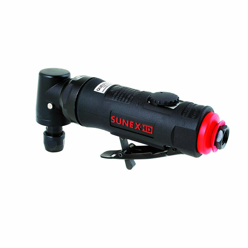 sx5206 tools.and.more.tools Sunex SX5206 Tools 1/4 In. 0.5 Hp Angled Die Grinder