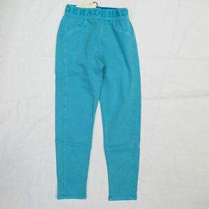 DEHA-pantalones-leggings-nina-F87397-mod-col-turquesa-T-S-verano-2014