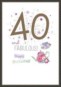 Invitaciones De Cumpleanos 40 Anos Mujer