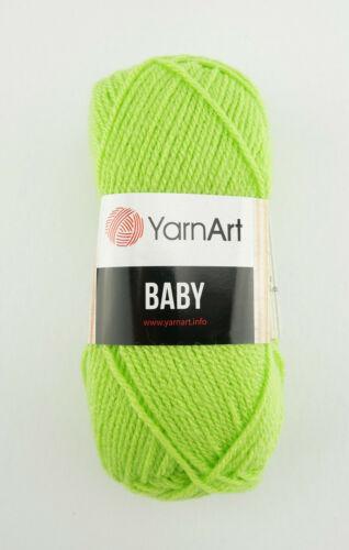 YarnArt Baby lana niños 50g YarnArt lana ropa de bebé acrílico lana Türk