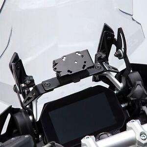 BMW-R1200-GS-LC-ab-BJ13-SW-Motech-Quicklock-GPS-Navi-Halter-fuer-Tom-Tom-NEU