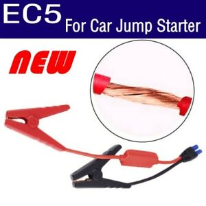 Emergency-Lead-Cable-Battery-Alligator-Clamp-Clip-For-Car-Trucks-Jump-Starter-ED