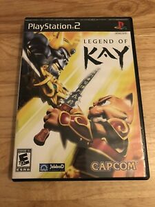 Legend-of-Kay-Sony-PlayStation-2-PS2-2005-Complete
