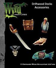 Malifaux: Driftwood Docks Accessories 50mm WYR 0041