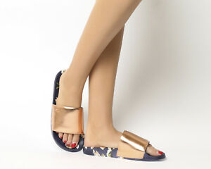 Slides Sandals Womens Harmony Navy Eliyza Baker Ted 6RxwqvOP