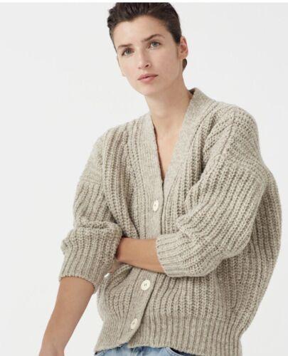 Babaa Women's Cardigan no19 / Mist / One Size / Cu