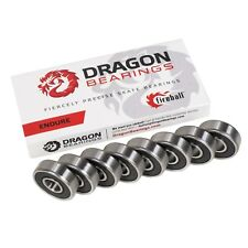 Fireball Dragon Precision Bearings for Skateboards and Inline Skates