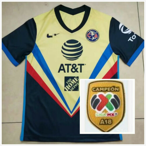 new 2021 Club America third soccer Jersey And the LIGA MX patch
