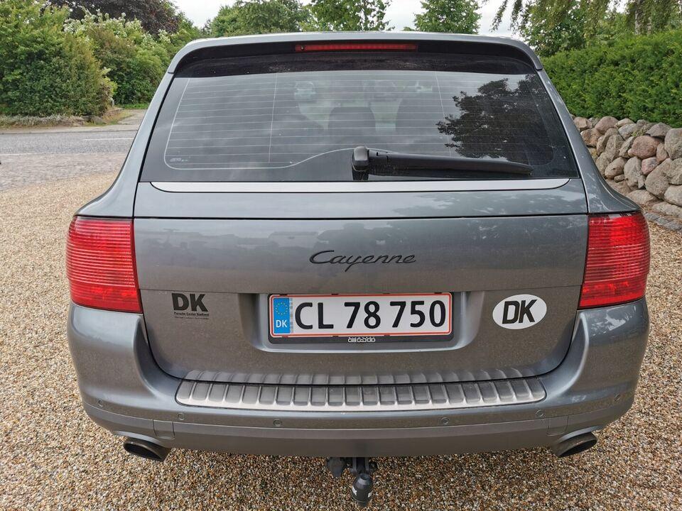 Porsche Cayenne 3,2 Tiptr. Benzin 4x4 4x4 aut. Automatgear