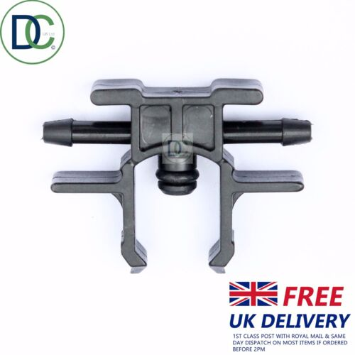 1 x Delphi 2 Way Injector Back Leak Off Connector for Dacia