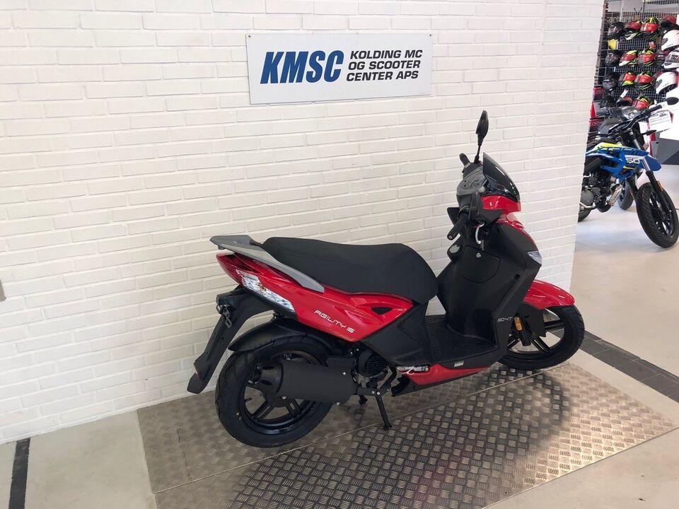 Kymco Agility 16+ 4-Takt 30 KM/T, 2018, km