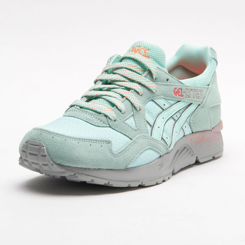 Asics Tiger Womens Gel-Lyte V 5 Bay Bay Mint Green Sneakers Classic H7F5L-8787