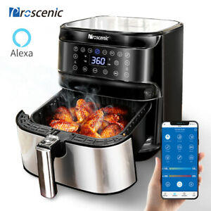1700W-Alexa-Air-Fryer-5-8qt-Electric-Hot-air-Oil-less-Low-Fat-Convection-Oven