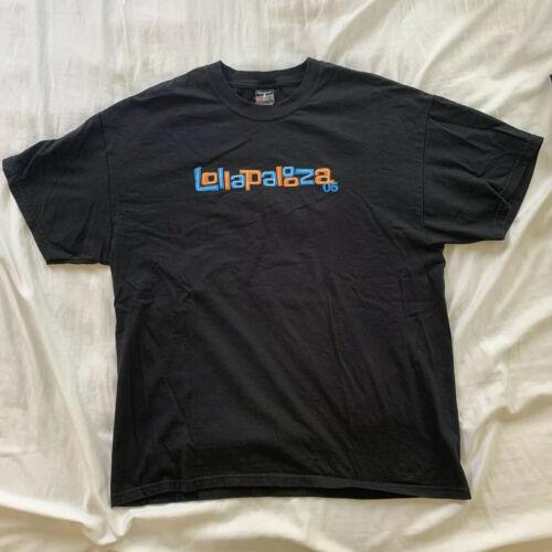 Vintage 2005 Lollapalooza Tour Shirt XL PIXIES WEE