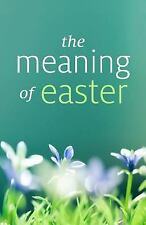 Proclaiming the Gospel: The Meaning of Easter (Pack Of 25) by Good News...