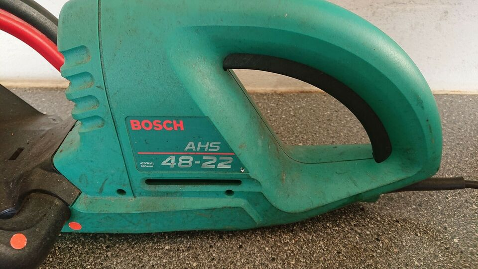 Hækklipper, Bosch AHS48-22