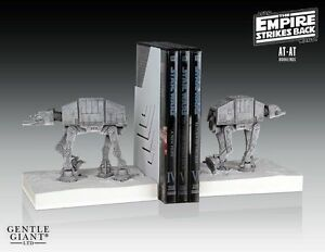 Star-Wars-Gentle-Giant-AT-AT-Bookends-Set-of-2-NEW