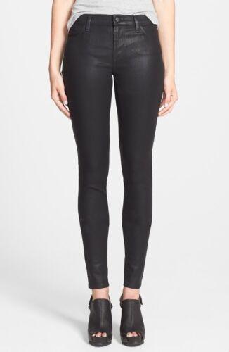 Sans Jean Skinny Femmes Faux Enduit J Nouveau Pantalon Peur Slim Brand Cuir Legging XRwnYq