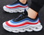 Men/'s New Bullet Soft Sole Outdoor Sneakers Running Boots Athletic Sports Shoes