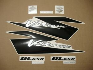 DL 650 VStrom 2005-2006 replacement decals stickers graphics kit set replica k5