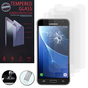 3-Films-Toughened-Glass-Protection-Samsung-Galaxy-Express-Prime-4G-LTE