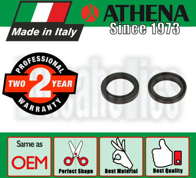 Athena Fork Oil Seals - 40x52x10.5 mm for Yamaha XVZ