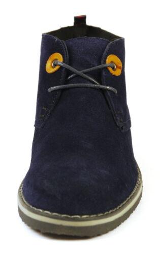 Bulldozer 52117 Herren Leder Schnürstiefelette Boots Größe 41-44 NEU