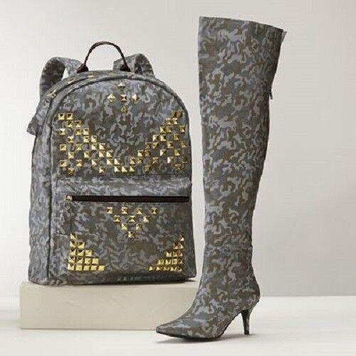 Ashro Camo Fashion Dress Winter Boots Women/'s Size 7M 7.5 M 8.5M 9.5M