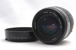 Ship-in-24-Hours-EXC-Minolta-AF-Zoom-35-105mm-f3-5-4-5-Sony-A-Mount-Lens