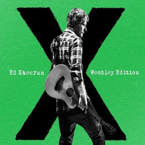 Ed Sheeran - X - Wembley Edition (PA) CD/DVD Deluxe edition - NEW