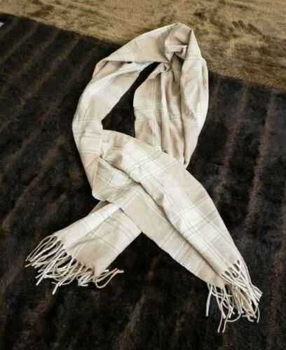 Pendleton Mens Wool Plaid Scarf - image 1