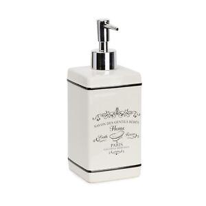 Dispenser porta sapone in ceramica stile classico arredo for Arredo bagno stile classico