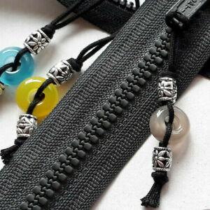 GüNstiger Verkauf Donuts Taschen Schmuckanhänger Reißverschluss Zieherhelfer Textilkordel & Perlen