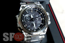 Casio G-Shock MT-G Triple G Resist GPS Solar Men's Watch MTG-G1000D-1A