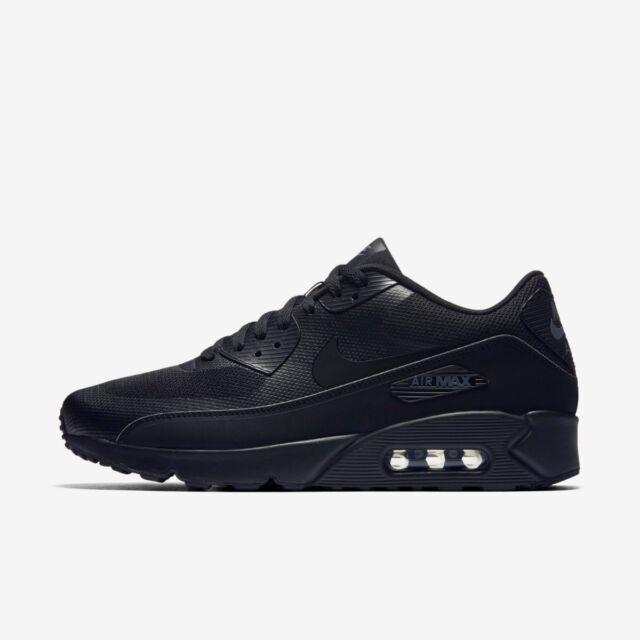 buy online 0d7ec 62cf2 Nike Air Max 90 Mens Trainer Shoe Black Size 10