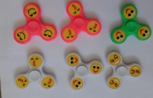 UK Stock Fidget Finger NINJA Hand Spinner Focus Spin EDC Bearing Stress Toys