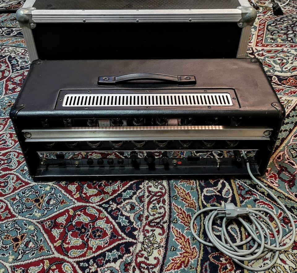 Guitartop, Mesa Triple Rectifier 2-channel Rev F.
