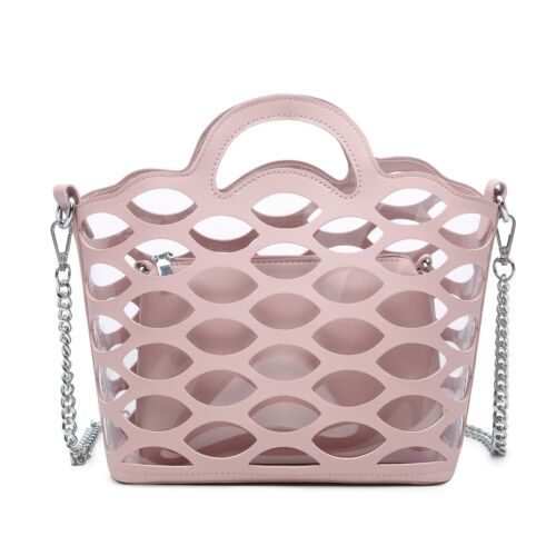 Ladies Hobo New Cut Out Hand Bag Fashion Shoulder Tote With Detail Crossbody Bag