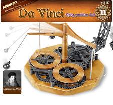 Model clock kit do it yourself da vinci timepiece pendulum kids academy da vinci machines flying pendulum clock hobby plastic model kit 18157 solutioingenieria Choice Image