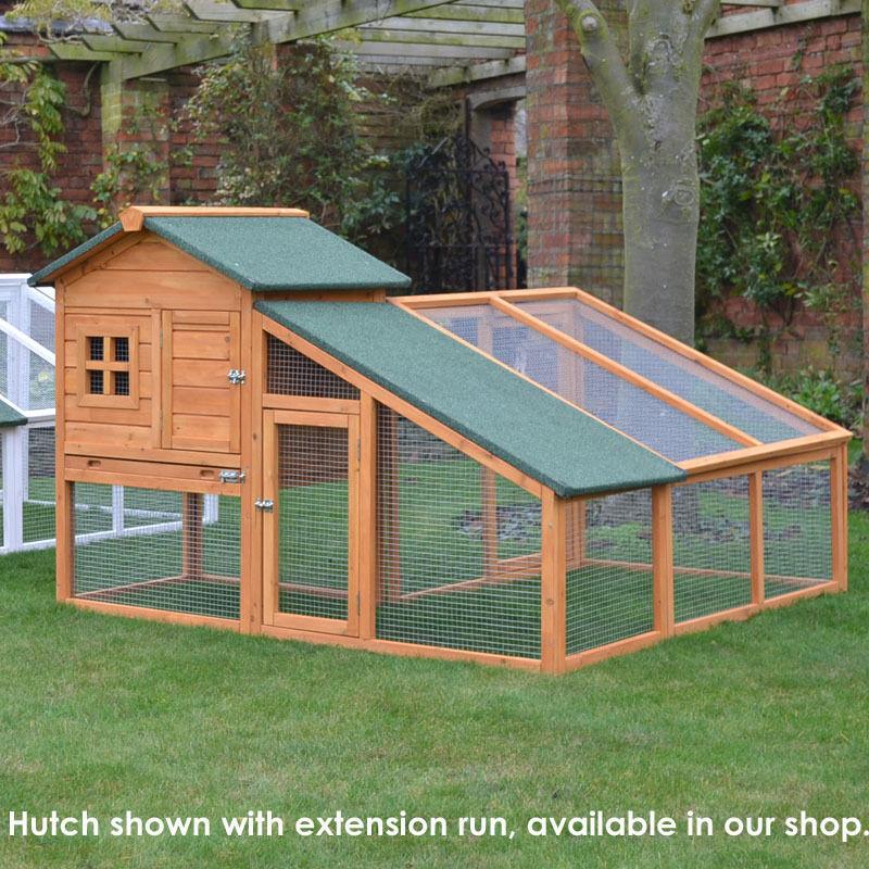 kaninchen meerschweinchen stall stall freigehege gehege gro 2 ebenen doppelt ebay. Black Bedroom Furniture Sets. Home Design Ideas