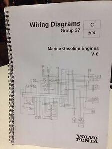 Astonishing Volvo Penta Wiring Diagrams Group 37 P N 7703487 Gbox2 Ebay Wiring Digital Resources Nekoutcompassionincorg
