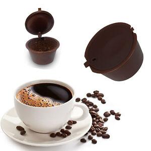 wiederverwendbar wiederbef llbare espresso kapseln filter. Black Bedroom Furniture Sets. Home Design Ideas