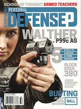 Guns & Ammo PERSONAL DEFENSE 2015 School Armed Teachers Survive Home Invasion