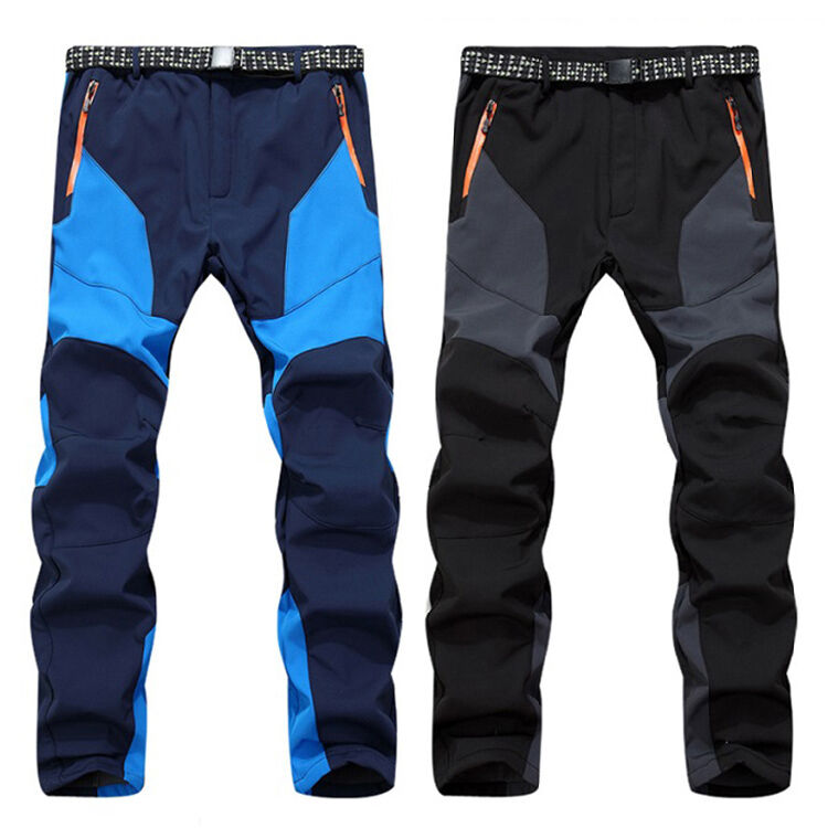 Outdoor Men's Warm Snow Ski Snowboard Pants Waterproof Hiking Climbing Trousers