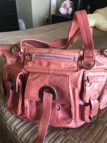 Cynthia Rowley pink bag